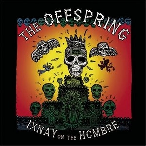 Ixnay On The Hombre album cover