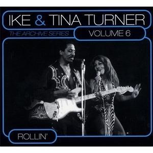 The Archive Series, Vol. 6: Rollin' album cover