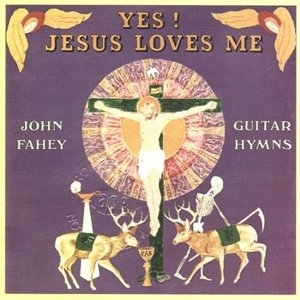 Yes! Jesus Loves Me album cover