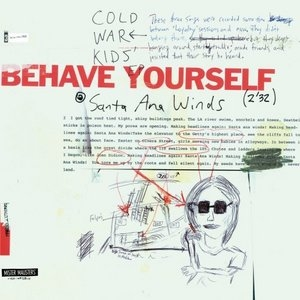 Behave Yourself album cover