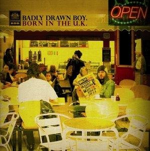 Born In The U.K. album cover
