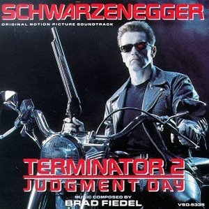 Terminator 2: Judgment Day (Original Motion Picture Soundtrack) album cover