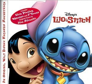 Lilo & Stitch (An Original Walt Disney Records Soundtrack) album cover