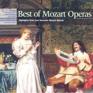 Mozart: Opera Gala album cover