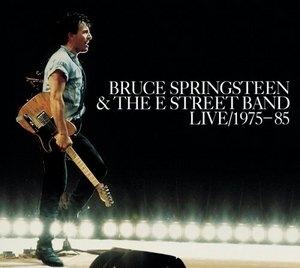 Live 1975-1985 album cover