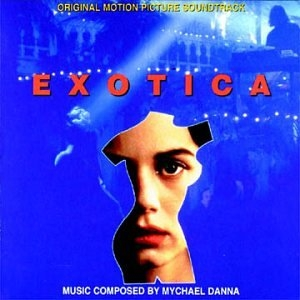 Exotica (Original Motion Picture Soundtrack) album cover