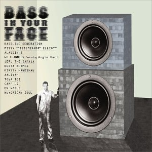 Bass In Your Face: Essential Drum & Bass album cover