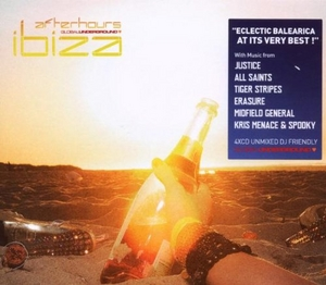 Afterhours Ibiza '08 (Unmixed) album cover
