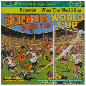 Scientist Wins The World Cup album cover