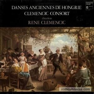 Clemencic: Le Combat Du Dragon album cover