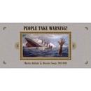 People Take Warning! Murd... album cover