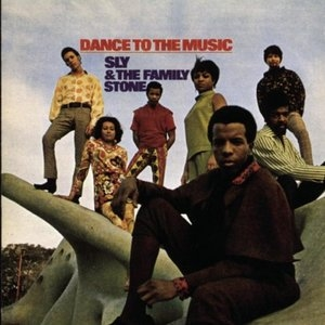 Dance To The Music album cover