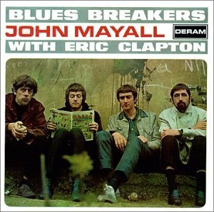 Blues Breakers With Eric Clapton album cover