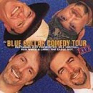 Blue Collar Comedy Tour Live album cover