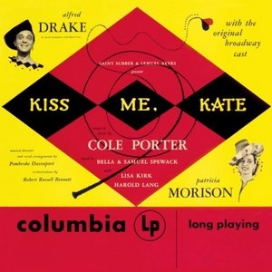 Kiss Me, Kate (Remastered, 1949 Original Broadway Cast) album cover