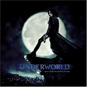 Underworld: Music From The Motion Picture album cover