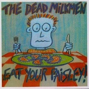 Eat Your Paisley! album cover