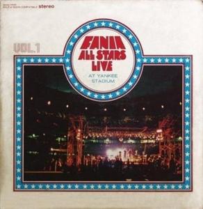 Live At Yankee Stadium Vol.1 album cover