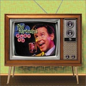 Flat TV album cover