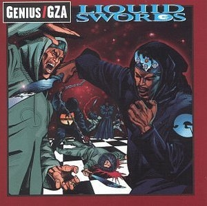Liquid Swords album cover