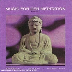Music For Zen Meditation album cover