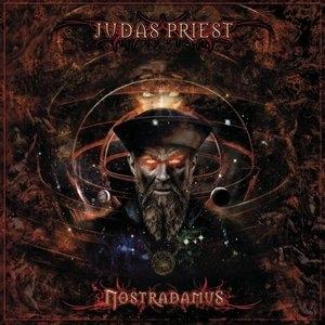 Nostradamus album cover