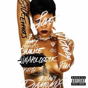 Unapologetic (Deluxe Edition) album cover