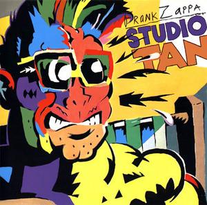 Studio Tan album cover