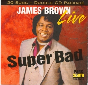 Super Bad: Live album cover