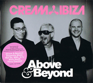 Cream Ibiza album cover