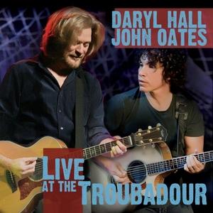 Live At The Troubadour album cover
