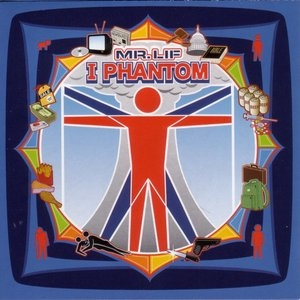 I Phantom album cover