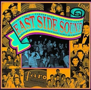 The West Coast East Side Sound, Vol. 3 album cover