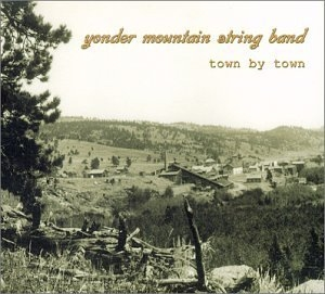 Town By Town album cover