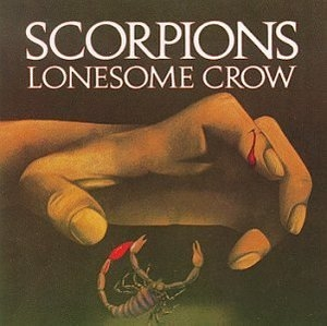 Lonesome Crow album cover