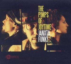 Janxta Funk! album cover