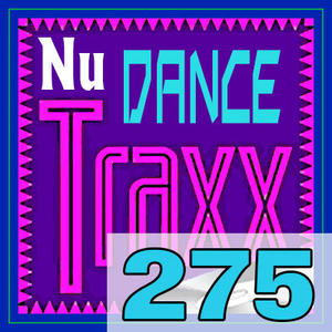 ERG Music: Nu Dance Traxx, Vol. 275 (October 2017) album cover
