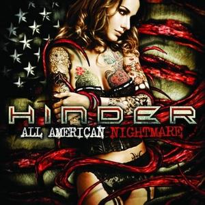 All American Nightmare album cover