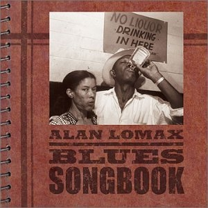 Alan Lomax: Blues Songbook album cover