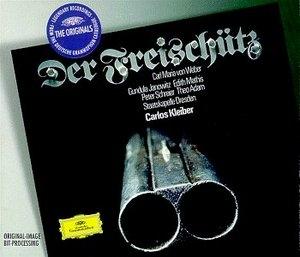 Von Weber: Der Freischutz album cover