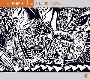 Live Phish Vol.4 album cover