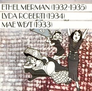 Merman-Roberti-West album cover