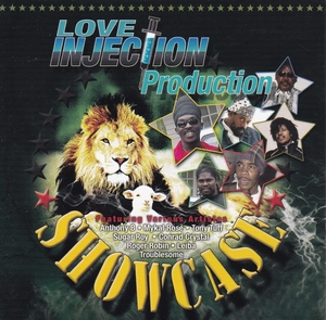 Love Injection Showcase album cover