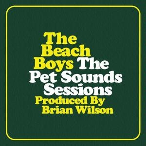 The Pet Sounds Sessions album cover