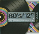 80's-12in.: The Extended ... album cover