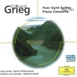 Grieg: Peer Gynt Suites album cover