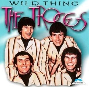 Wild Thing  (Blu Mountain) album cover