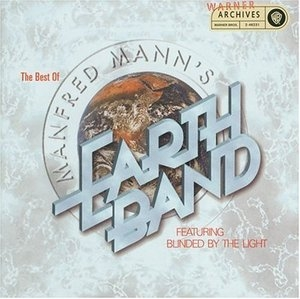 The Best Of Manfred Mann's Earth Band (Warner) album cover