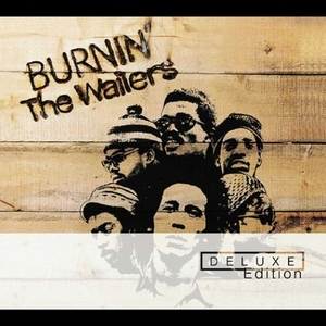 Burnin' (Deluxe Edition) album cover