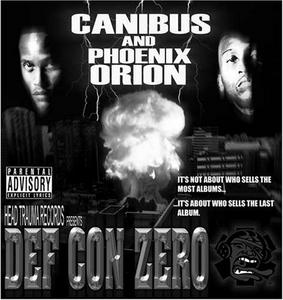 Def Con Zero album cover
